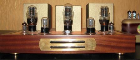 Усилитель из транзисторов