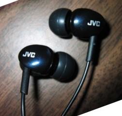 Наушники JVC Air Cushion