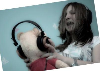 happy audiophile
