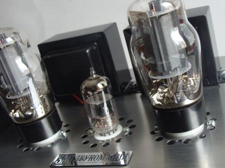 лампы 6П3С, как глоток