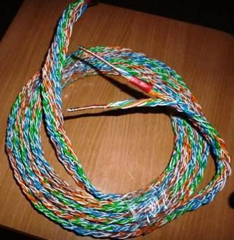 самый дешёвый кабель для звука