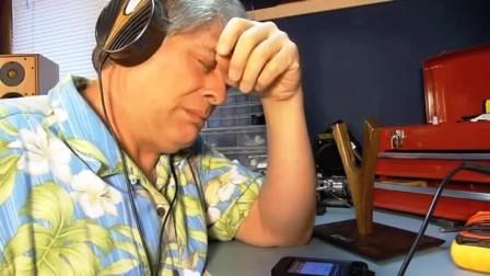 аудиофил плачет