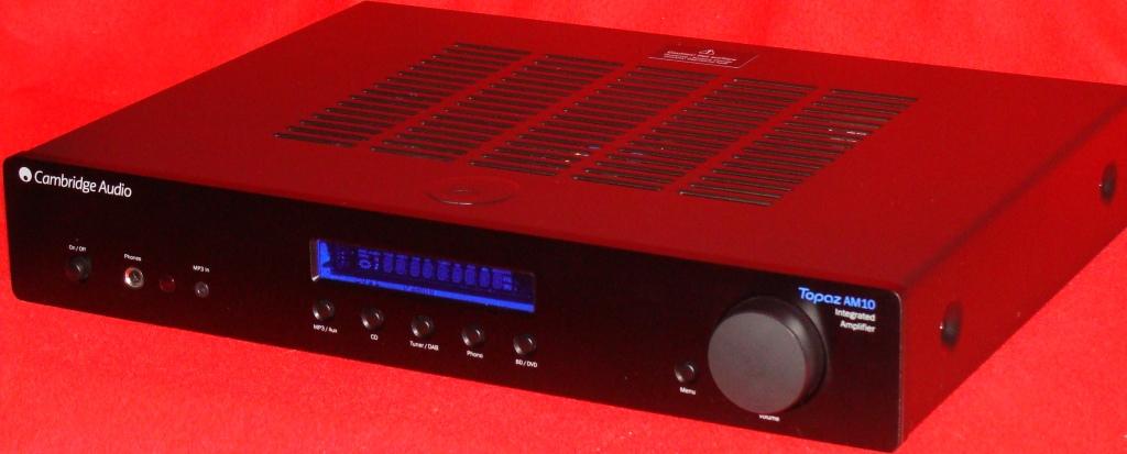 обзор Cambridge Audio Topaz AM10