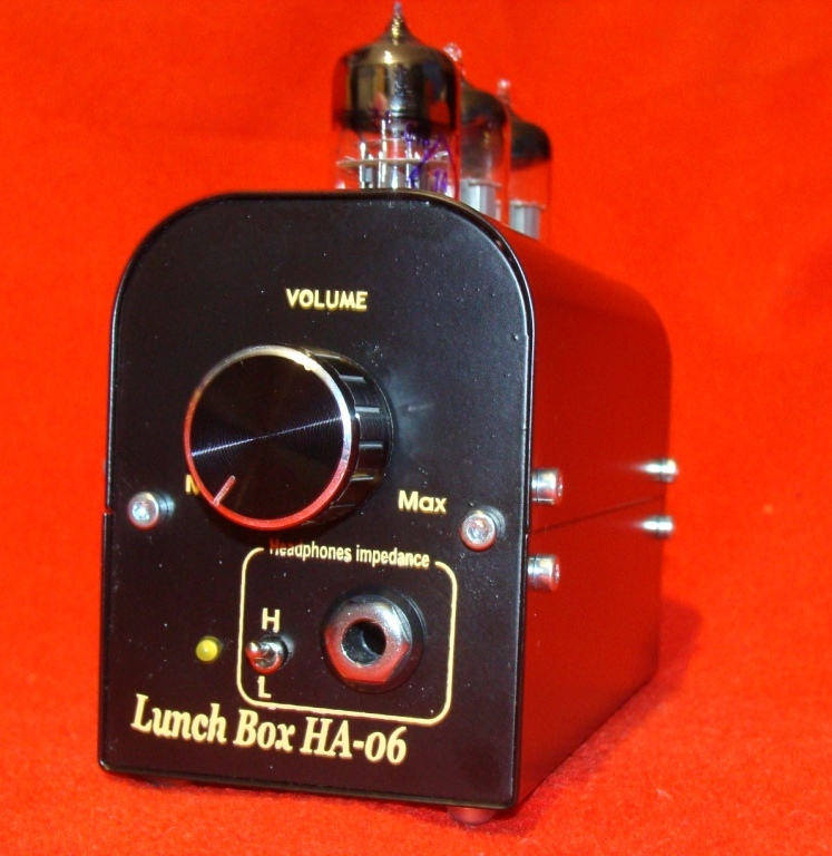 Laconic Lunch BOX HA-06 усилитель