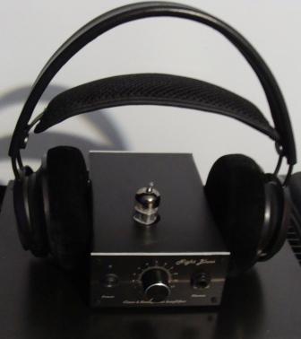 усилитель для наушников звукомания