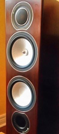 Monitor Audio Silver RX6 обзор