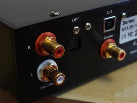 ЦАП Audio gd NFB-11.28