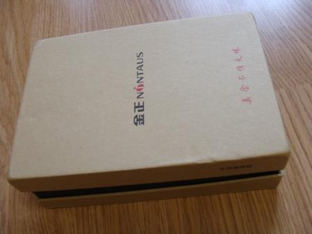 NiNTAUS X10 коробка