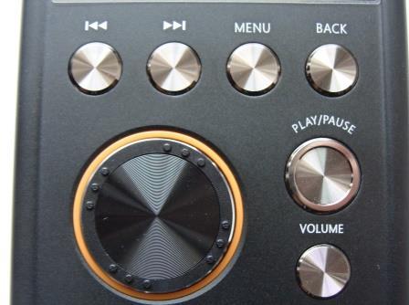 NiNTAUS X10 плеер кнопки