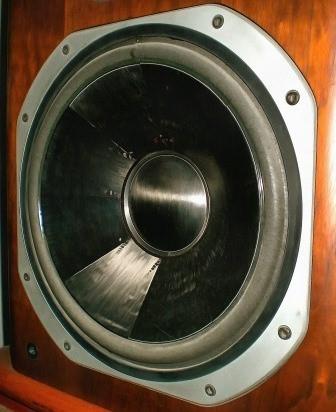 Yamaha_NS-2000 динамик НЧ