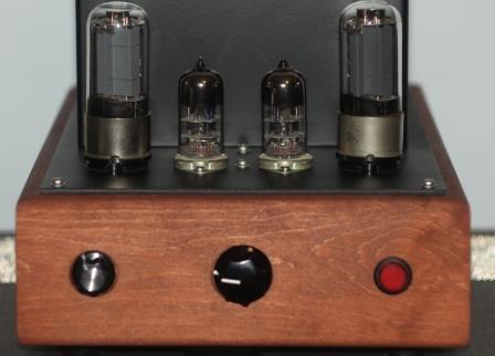 ламповый усилитель на 30П1С и 6С4П-ЕВ