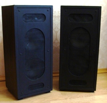 Полочно-напольная акустика на 3ГД45+2ГД36