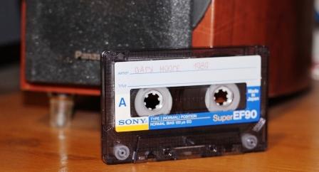 кассета Sony