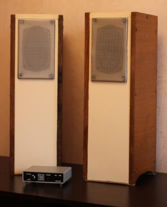 акустика №12 на 3ГДШ