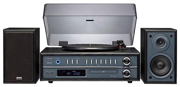 Проигрыватель виниловых дисков TEAC MC-D800