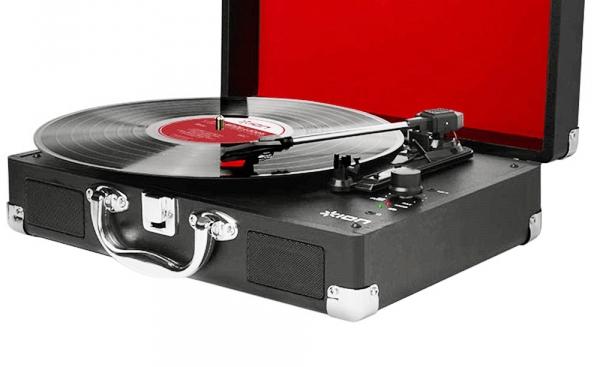 Проигрыватель виниловых пластинок ION Audio