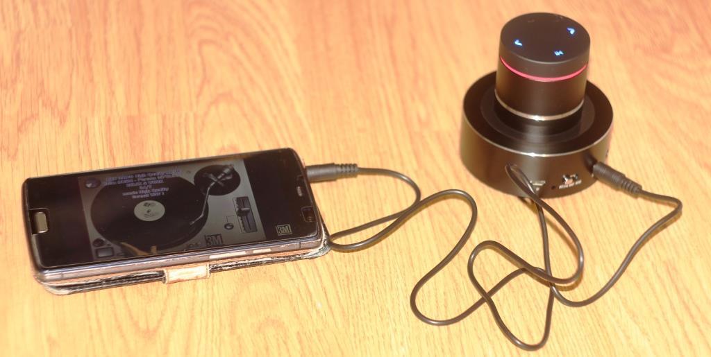 виброакустика портативная +смартфон