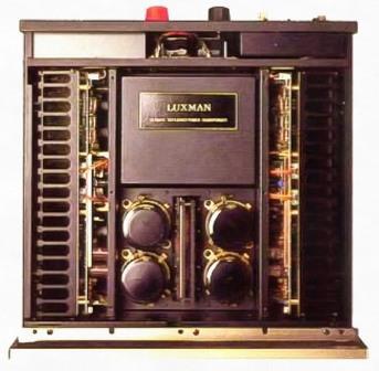 Luxman B-10 внутри