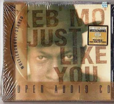 Keb' Mo' - Just Like You – SACD