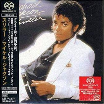 Michael Jackson - Thriller SACD