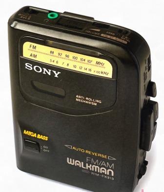 Sony Walkman WM-313