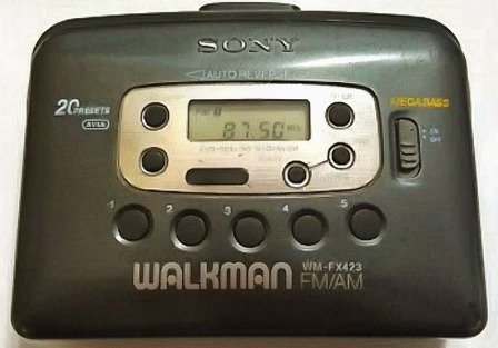 Sony-Walkman-WM-FX423