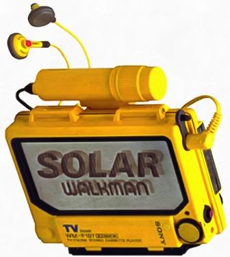 Sony Walkman WMF-107