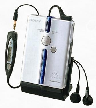 Sony Walkman WMF-651