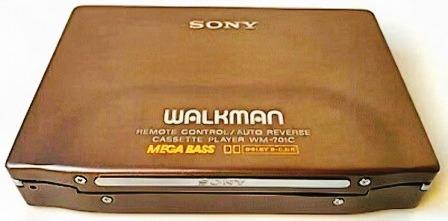 Sony Walkman WM_701