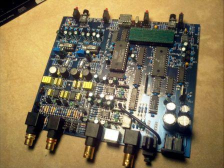 ЦАП Audio Alchemy DAC DDE 3