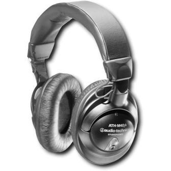 наушники audio-technica ath-m40fs отзывы