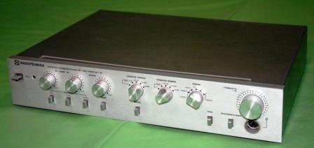 предусилитель Радиотехника УП 001