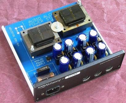 Audio Alchemy DAC DDE 3