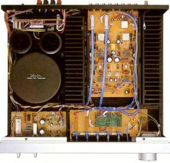 денон pma-970 внутри