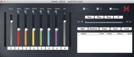 Master Class Daniel Hertz