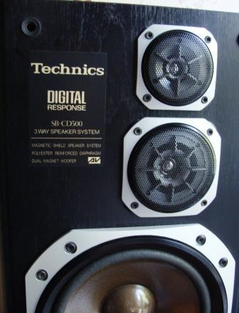 Technics SB CD 500