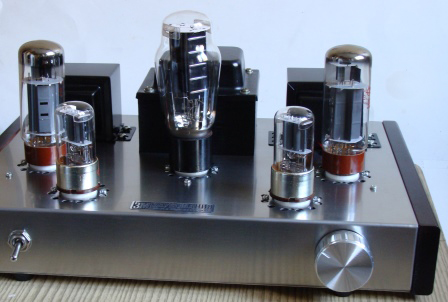 el34 tube amplifier