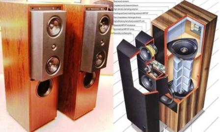 KEF Reference 1042