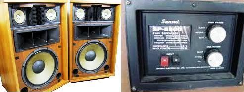 Sansui SP-5500