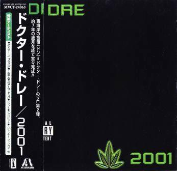 DR-DRE-2001-1999
