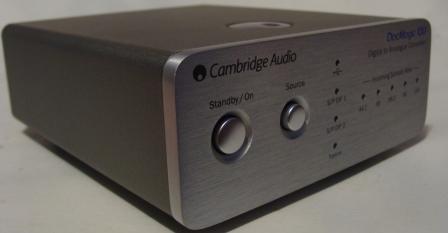 ЦАП-Cambridge-Audio-DacMagic-100