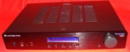 Усилитель Cambridge Audio Topaz AM10