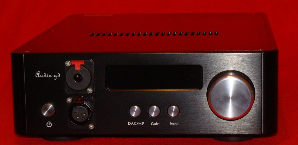 ЦАП Audio GD NFB 28