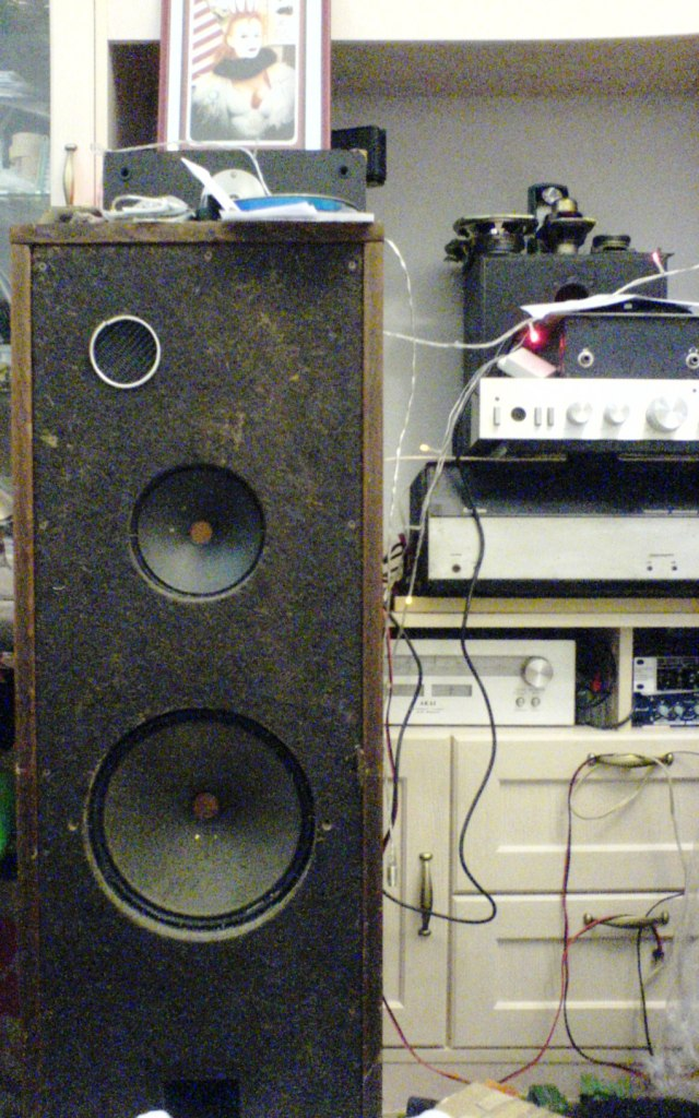 акустика виктория