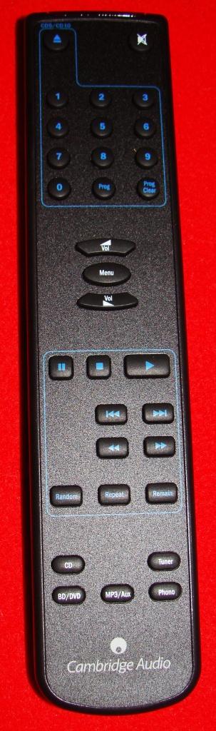 пульт Усилитель Cambridge Audio Topaz AM10