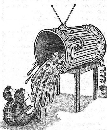 телевизор-зло