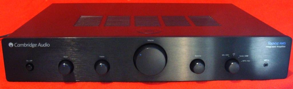 усилитель Cambridge Audio Topaz AM10 обзор