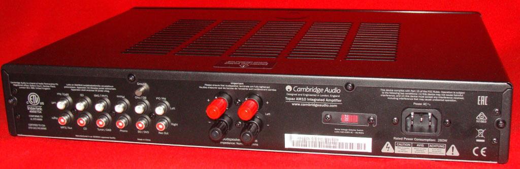 Audio Topaz AM10