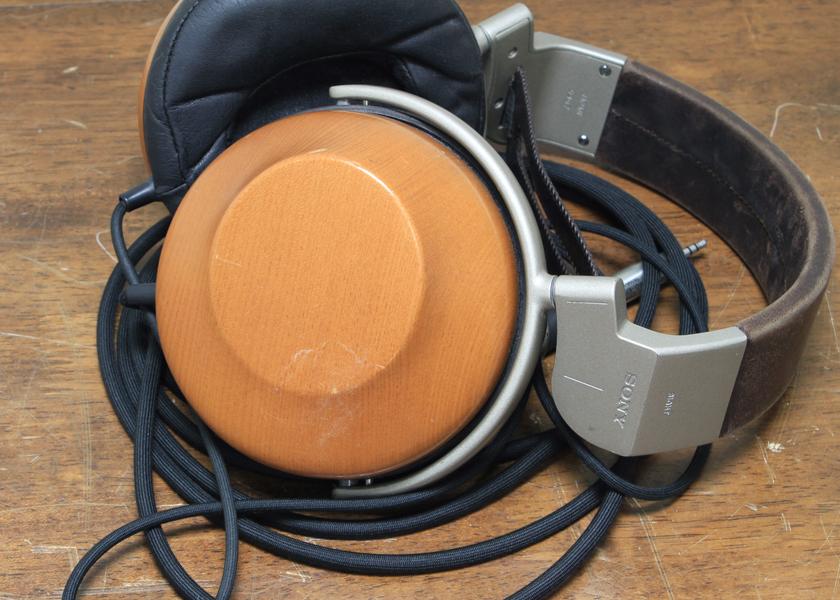 Sony MDR R10 test