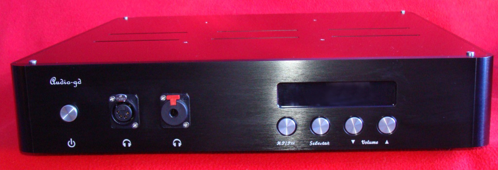 ЦАП Audio-Gd NFB-27